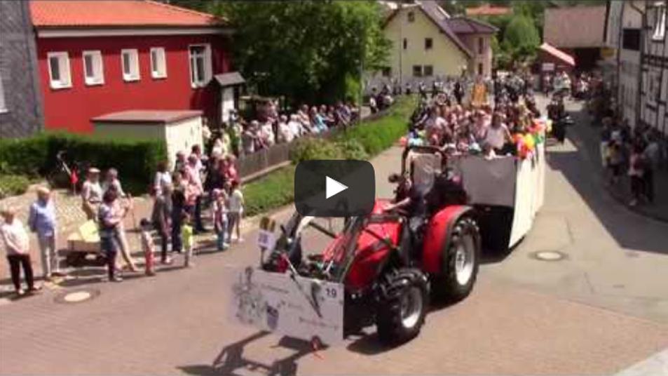 Festumzug in Nesselröden 21.05.2017 | 425 Jahre Schützenbruderschaft Nesselröden